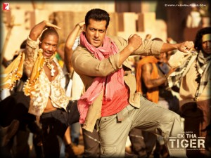 EK THA TIGER - International Indian movies distribution 1