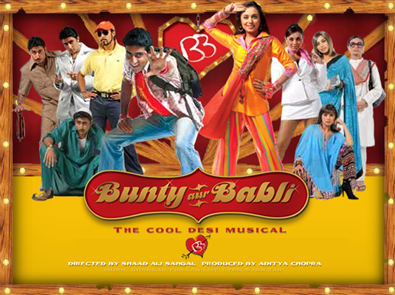 Aur bubli bunty movie