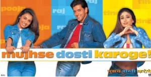Mujhse Dosti Karoge - International Indian movies distribution