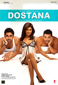 Dostana - International Indian movies distribution 1