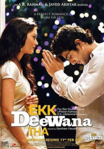 Ekk Deewana Tha - International Indian movies distribution 1
