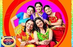 Baa Bahoo Aur Baby - One of the best rating Indian TV series