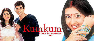 Kumkum - One of the best rating Indian TV series