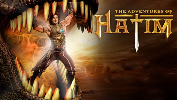 Hatim  - International Indian TV series distribution 1