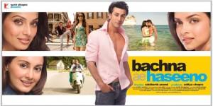 BACHNA AE HASEENO - - International Indian movies distribution 1