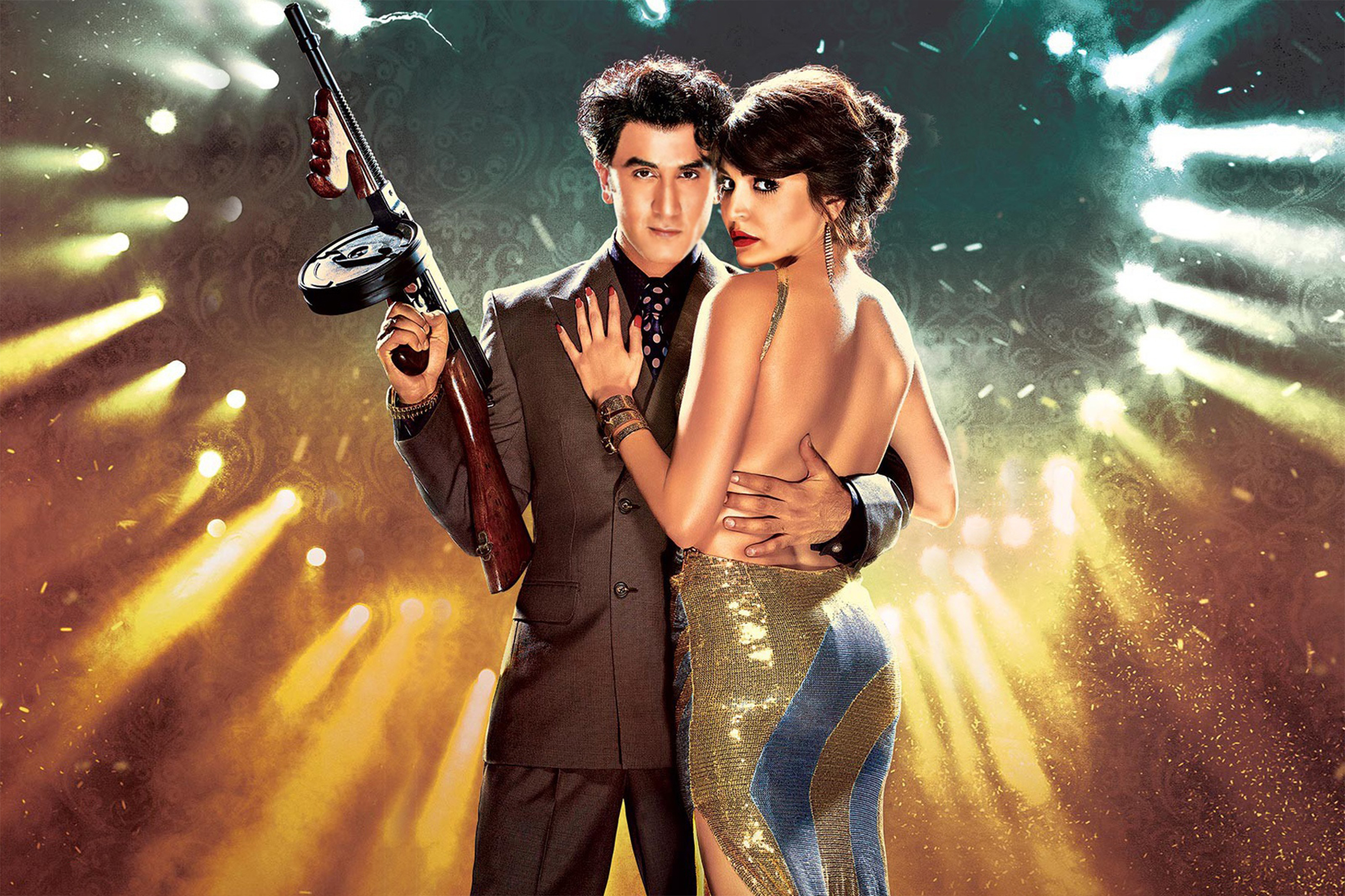 Bombay Velvet - International Indian Movies distribution R13