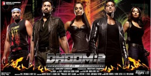 Dhoom:2 - International Indian movies distribution 1
