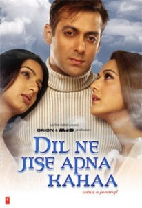 Dil Ne Jise Apna Kahaa - The best Indian movies for programming managers