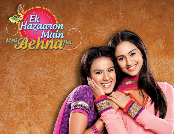 Ek Hazaaron Mein Meri Behna Hai - International Indian TV series distribution 1