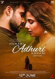 Hamari_Adhuri_Kahani - International Indian movies distribution 1