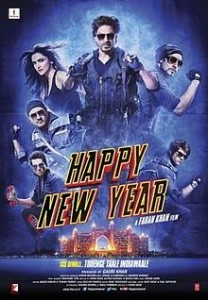 Happy New Year - International Indian movies distribution 1