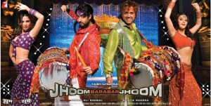 Jhoom Barabar Jhoom - International Indian movies distribution