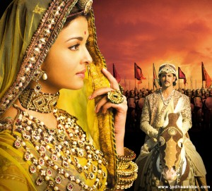 Jodha Akbar - International Indian Movies distribution R1