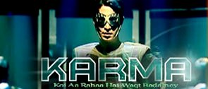 Karma - One of the best rating Indian TV series