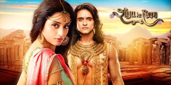 Siya Ke Ram  - International Indian TV series distribution 1