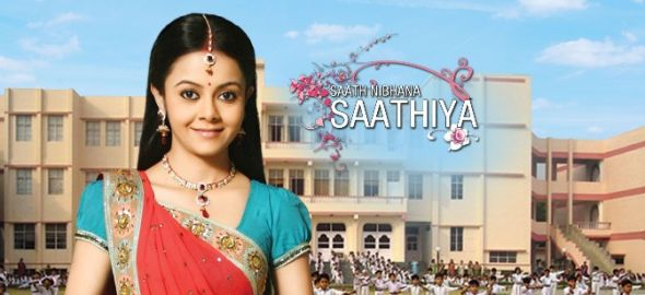 Sath Nibhana Saathiya  - International Indian TV series distribution 1
