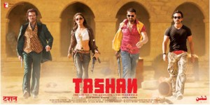 Tashan - International Indian movies distribution