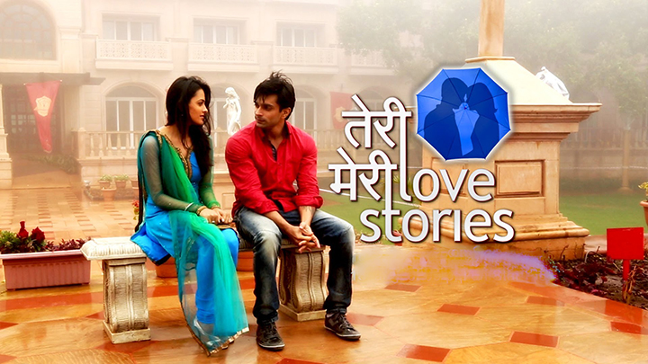 Teri Meri love stories - International Indian TV series distribution 1