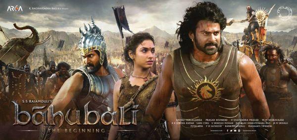 Bahubali  - International Indian movies distribution 1
