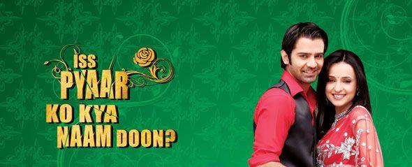 Iss Pyaar Ko Kya Naam Doon? - International Indian TV series distribution 1