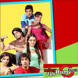 Miley Jab Hum Tum - One of the best rating Indian TV series